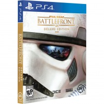 Star Wars Battlefront - Deluxe Edition [PS4, русская версия]