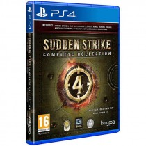 Sudden Strike 4 - Complete Collection [PS4]