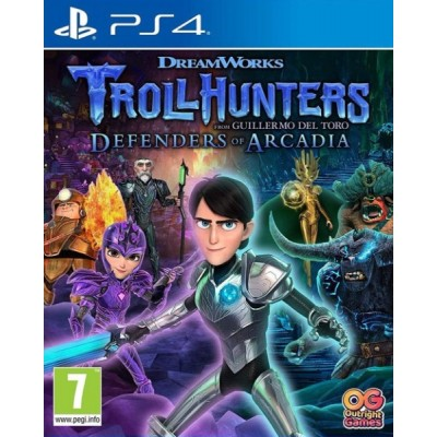 TROLLHUNTERS - Defenders of Arcadia [PS4, русские субтитры]