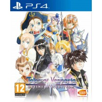 Tales of Vesperia - Definitive Edition [PS4]