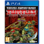 Teenage Mutant Ninja Turtles Mutants in Manhattan [PS4]