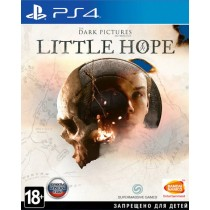 The Dark Pictures Little Hope [PS4]