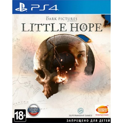 The Dark Pictures Little Hope [PS4, русская версия]
