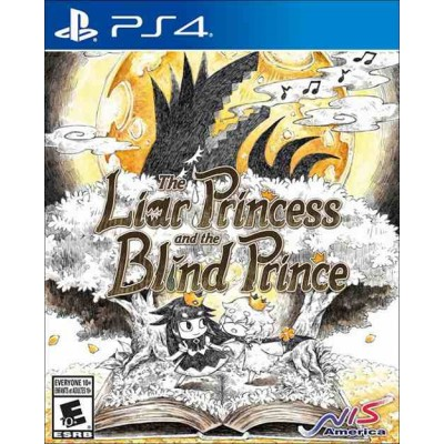 The Liar Princess and the Blind Prince [PS4, английская версия]