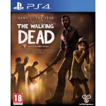 The Walking Dead The Complete First Season [PS4]