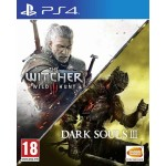 The Witcher 3: Wild Hunt + Dark Souls III [PS4]