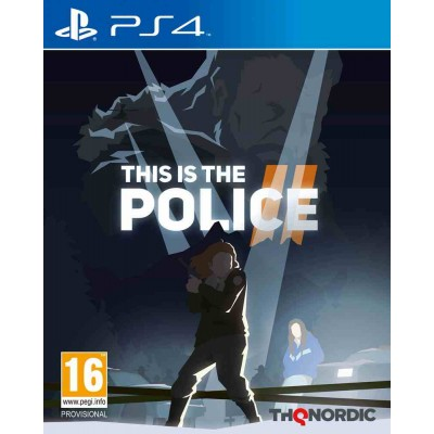 This is The Police 2 [PS4, русские субтитры]