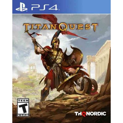 Titan Quest [PS4, русская версия]