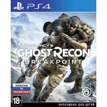 Tom Clancys Ghost Recon Breakpoint [PS4]
