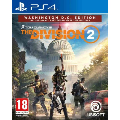 Tom Clancys The Division 2. Washington, D.C. Edition [PS4, русская версия]