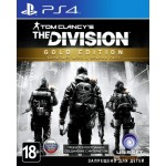 Tom Clancys The Division Gold Edition [PS4]