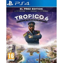 Tropico 6 - El Prez Edition [PS4]