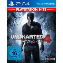 Uncharted 4 A Thiefs End [PS4]