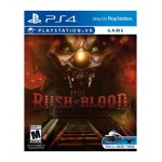 Until Dawn Rush Of Blood [PS4 VR]