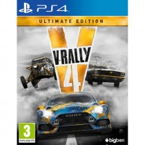 V-Rally 4 - Ultimate Edition [PS4]