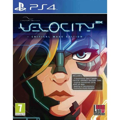 Velocity 2X: Critical Mass Edition [PS4, английская версия]
