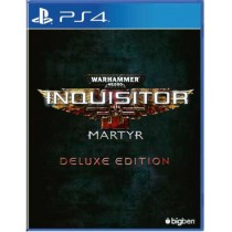 Warhammer 40000 Inquisitor Martyr - Deluxe Edition [PS4]