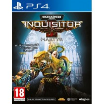 Warhammer 40000 Inquisitor Martyr - Standard Edition [PS4]