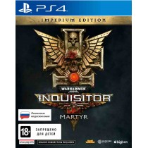 Warhammer 40000 Inquisitor Martyr - Imperium Edition [PS4]