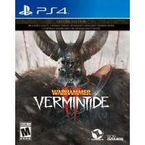 Warhammer - Vermintide II Deluxe Edition [PS4]