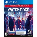 Watch Dogs Legion - Resistance Edition [PS4]