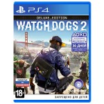 Watch Dogs 2 Deluxe Edition [PS4]
