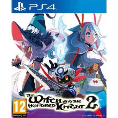 The Witch and The Hundred Knight 2 [PS4, английская версия]