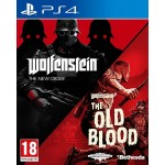 Wolfenstein The New Order + The Old Blood - Double Pack [PS4]