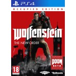 Wolfenstein The New Order - Occupied Edition [PS4]