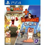 Worms Battlegrounds + Worms WMD - Double Pack [PS4]