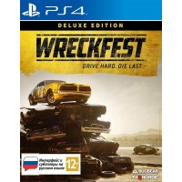 Wreckfest - Deluxe Edition [PS4]