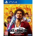 Yakuza Like a Dragon. Day Ichi Edition [PS4]