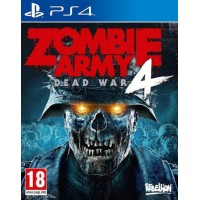 Zombie Army 4 Dead War [PS4]