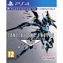 Zone of the Enders Mars - The 2nd Runner [PS4]