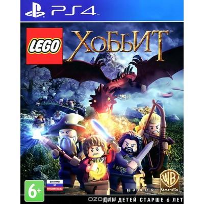 LEGO Хоббит (Hobbit) [PS4, русские субтитры]