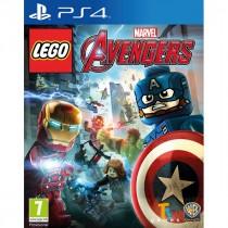 LEGO Marvel Мстители (Avengers) [PS4]