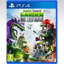 Plants vs Zombies Garden Warfare [PS4]