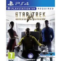 Star Trek - Bridge Crew (только для VR) [PS4]