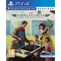 The American Dream (только для VR) [PS4]