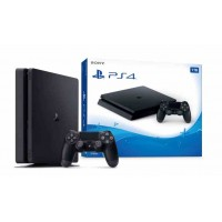 Sony PlayStation 4 Slim CUH-2108b [Black, 1Tb.]