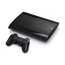 Sony PlayStation 3 CECH-4208c [Black, 500 Gb]