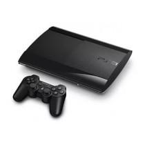 Sony PlayStation 3 CECH-4008c [Black, 500 Gb]