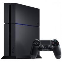 Sony PlayStation 4 1Tb Black (CUH-1208B)