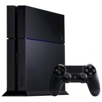 Sony PlayStation 4 CUH-1108a [Черная, 500 Gb]
