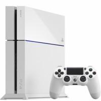 Sony PlayStation 4 CUH-1108a [Белая, 500 Gb]