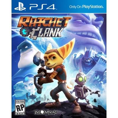 Ratchet Clank [PS4, русская версия]