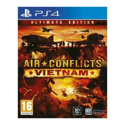 Air Conflict: Vietnam - Ultimate Edition [PS4, английская версия]