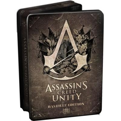 Assassins Creed Unity (Единство) Bastille Edition [PS4, русская версия]