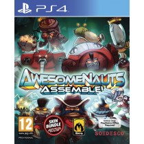 Awesomenauts Assemble [PS4]