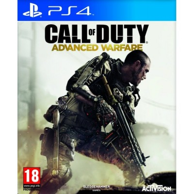 Call of Duty: Advanced Warfare [PS4, русская версия]